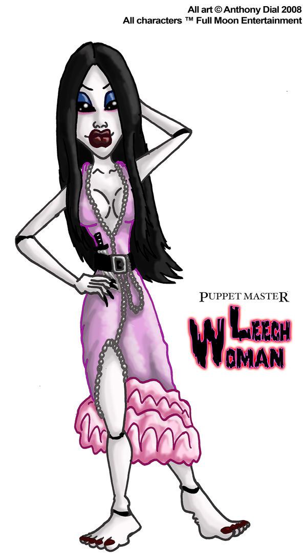 Leech Woman by Gummibearboy