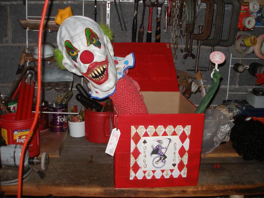 Jack Attack Demonic Toys
