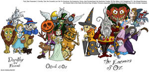Fairy Tale Characters 3: Oz