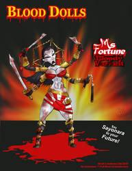 Blood Dolls 02- Ms Fortune Variant