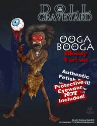Doll Graveyard 02- Ooga Booga Variant