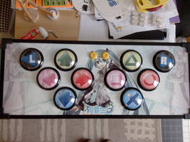 Project Diva Homemade Controller