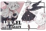 [auction] adoptable | lukael [closed]