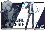 [auction] adoptable | hasael marchale [closed]