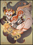 Kitsune Magic