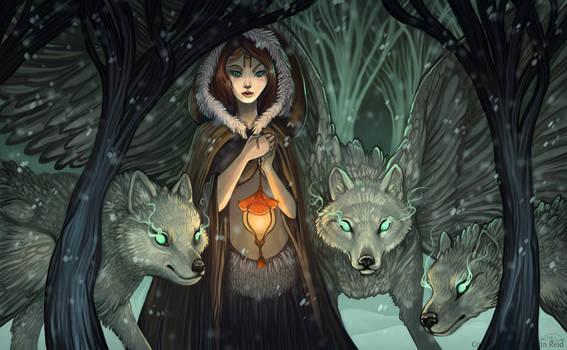 Dream Wolves