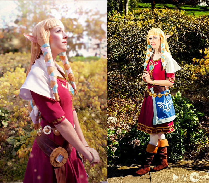 Zelda by Flying-Fox