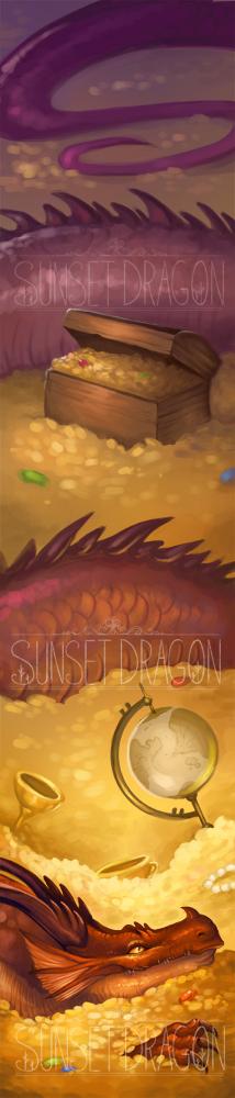 Dragontreasure by Flying-Fox