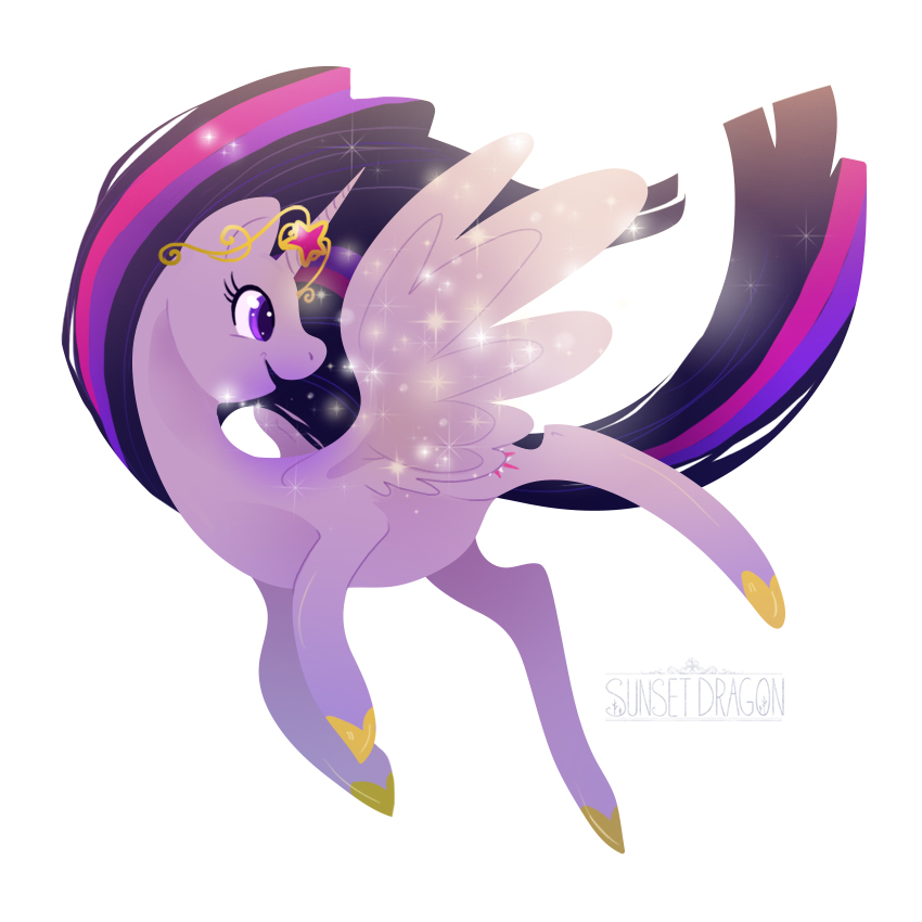 Princess Sparkle by Flying-Fox