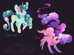 Pony Adoptables! by Flying-Fox