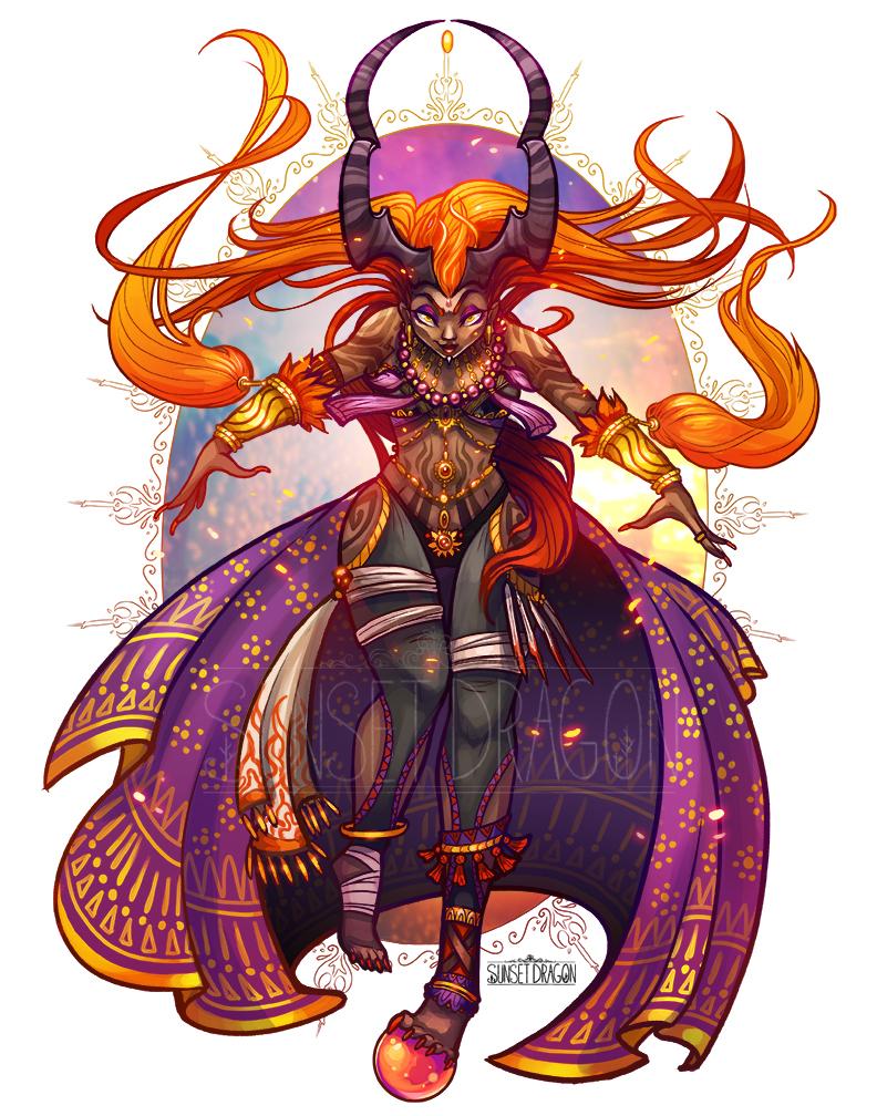 Final Fantasy Ifrit Wallpaper Summon Design: Ifrit b...