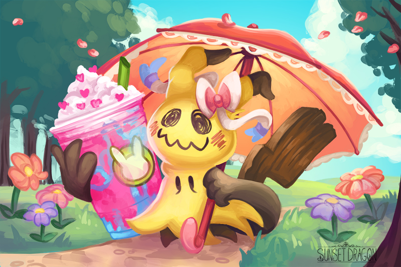 TsaoShin Paint-Along- Memekyu by Flying-Fox