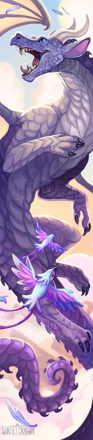 Sky Dragon by Flying-Fox