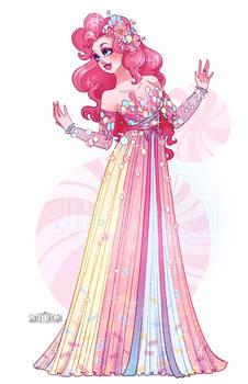 MLP Design: Pinkie Pie
