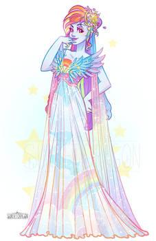 MLP Design: Rainbow Dash