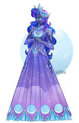 MLP Design: Luna by Flying-Fox