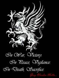 Grey Warden Motto(1) by DragonHeart3123