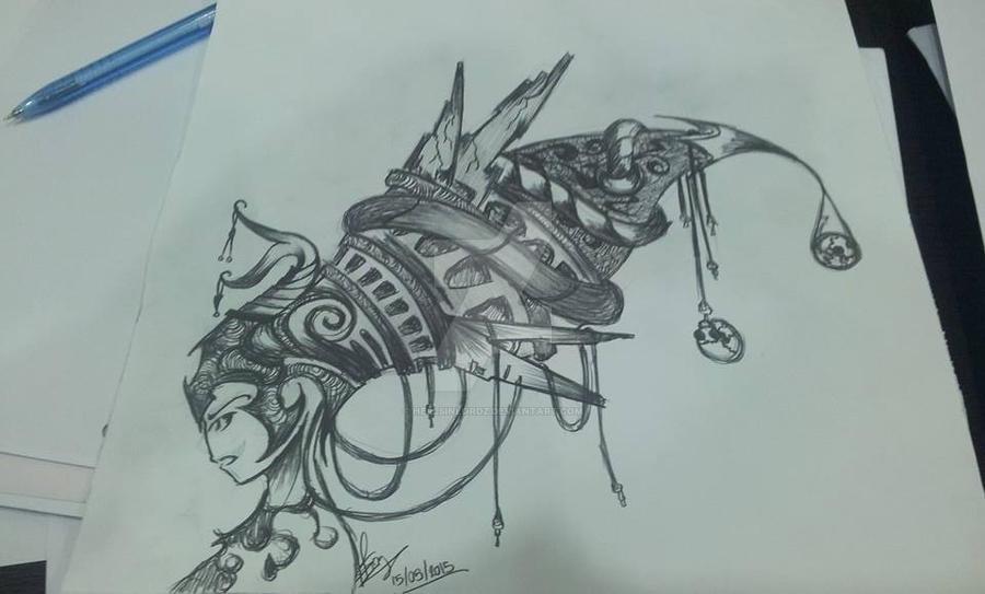 My art break by HellSiNLordZ