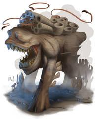 Phantom Fungus by DennisDarmody