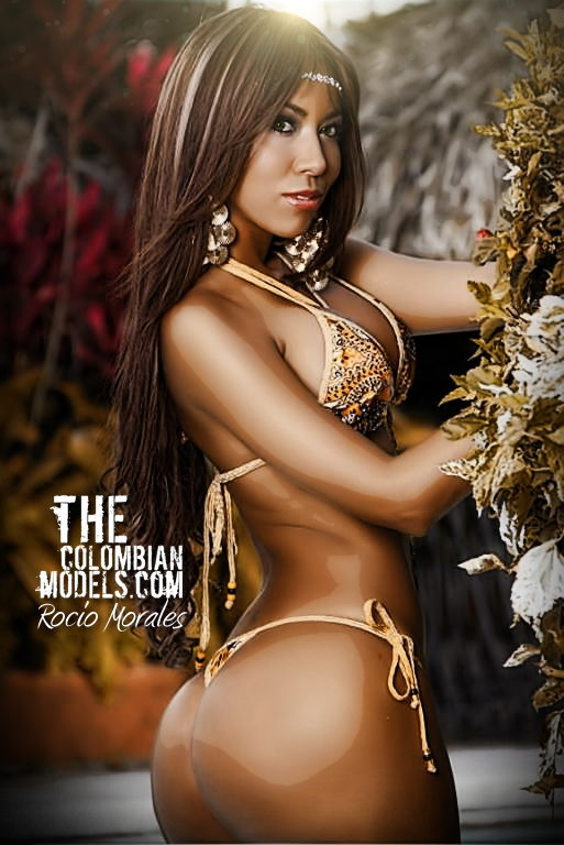 TheColombianModels.com | Rocio Morales | Colombia by bucaralook