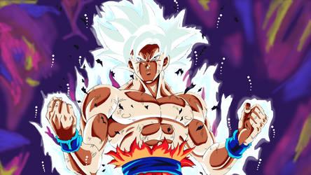 Goku migatte no gokui perfecto (color)