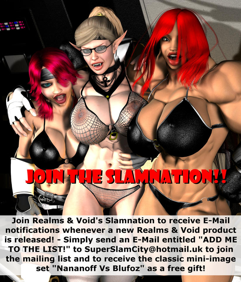 JOIN THE SLAMNATION!! by Realms-And-Void