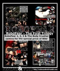 RoboFear 3 - OUT NOW!! (see decription) by EdgarSlam
