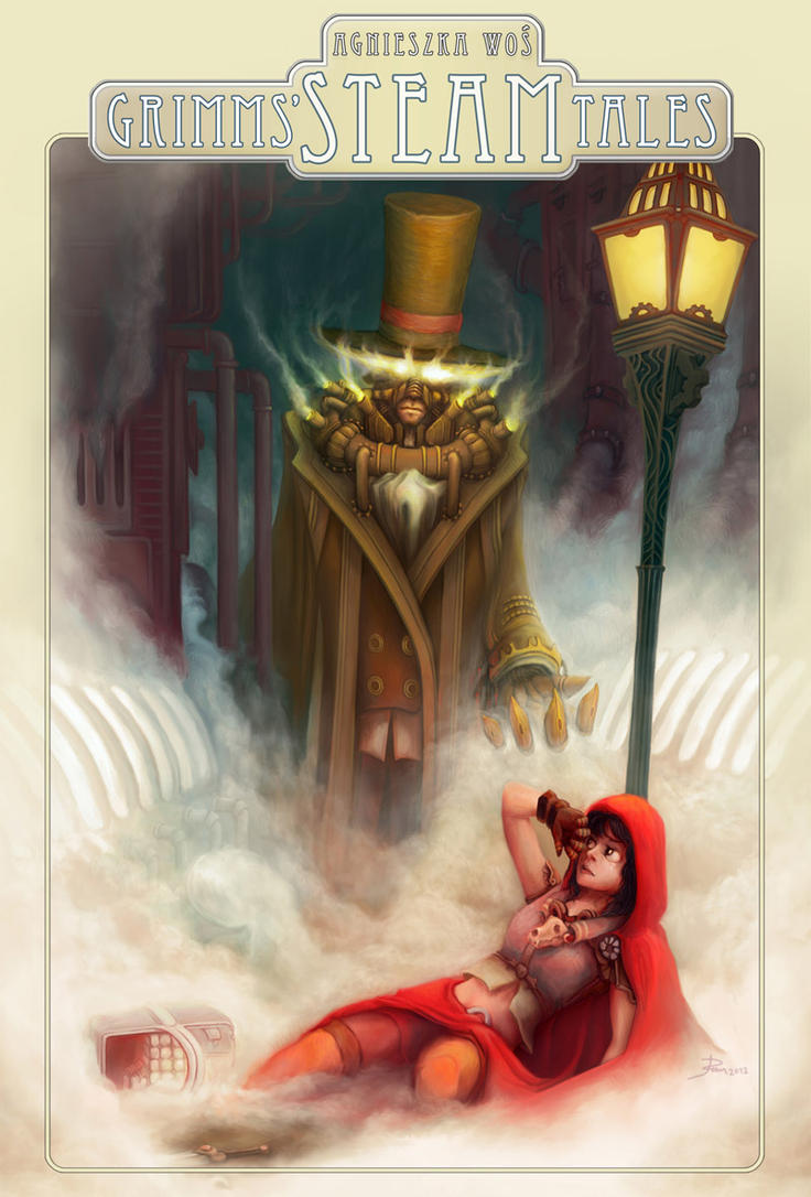 Red Riding Hood by Telmand