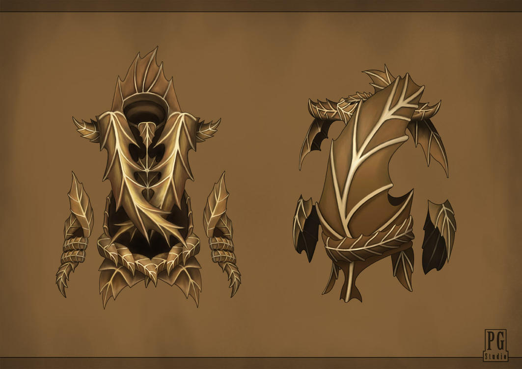 Armor concepts 3 by Telmand