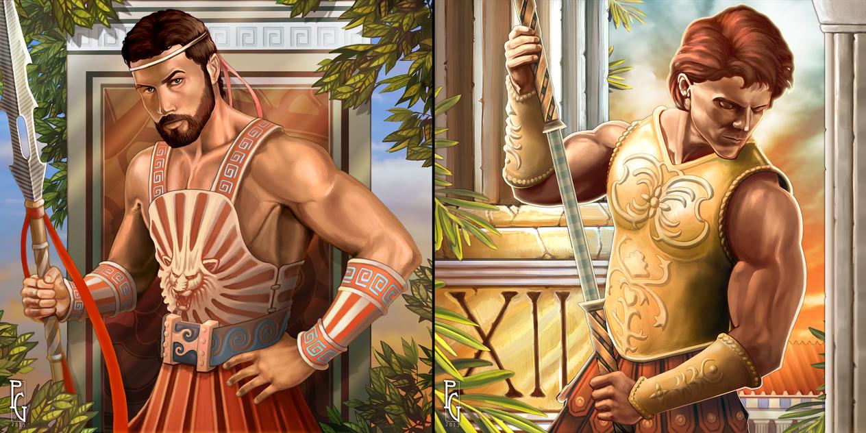 Hercules by Telmand