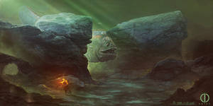 Undersea by Telmand