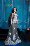 dress by sisterFox