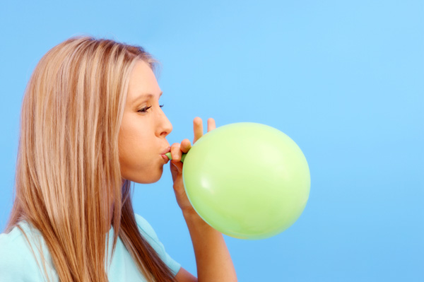 Woman-blowing-balloon Sbus7q by count-herout