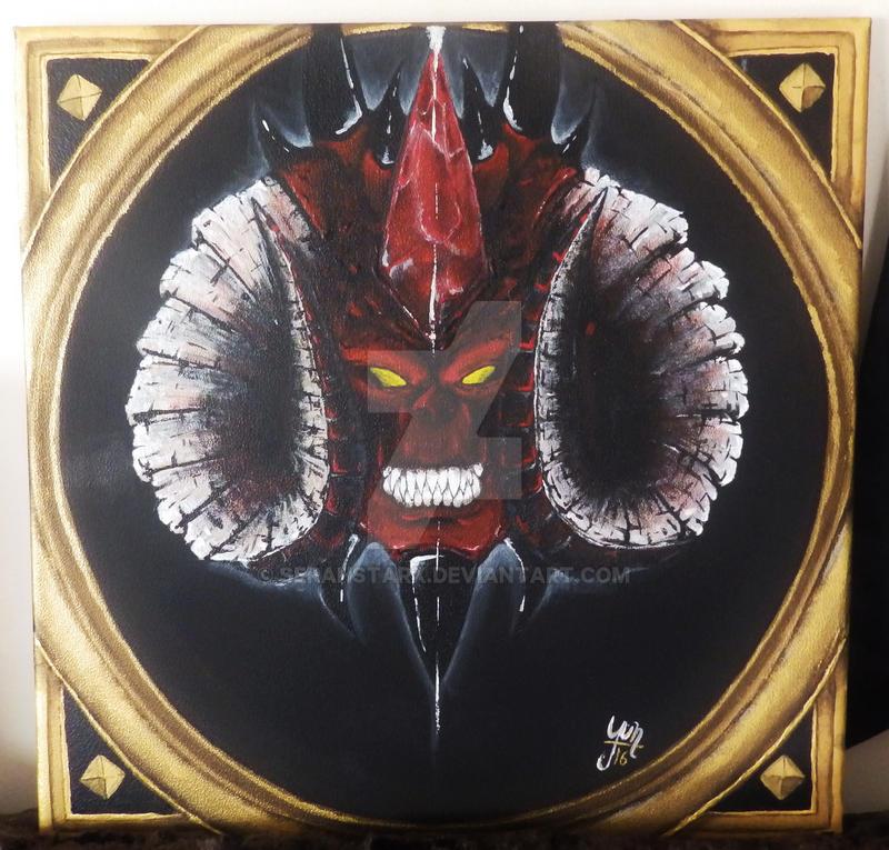 Diablo II by SerahStark