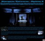 Stargate Universe : ELI'S Choice by Darksuperboy