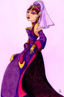 An elfic Lady