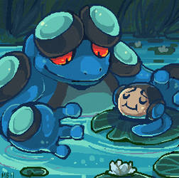 Tympole S Evolutions On Tympole Fc Deviantart It evolves into palpitoad starting at level 25, which evolves into seismitoad starting at level 36. tympole s evolutions on tympole fc
