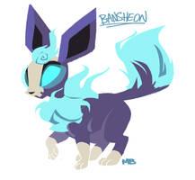 Bansheon by MagicBunnyArt