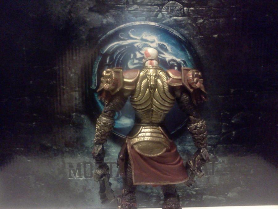 Kratos Vs  Mortal Kombat by Advent-Daemon on DeviantArt