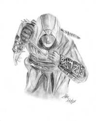 Altair by kiringan