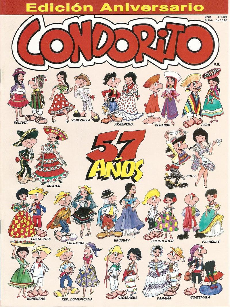 Condorito aniversario 2006 by Bele-xb7