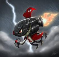 Warhead by FLUMPCOMIX