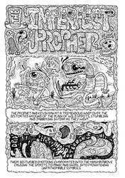 FLUMP Vol.3 Preview: The Imperfect Prophet by FLUMPCOMIX