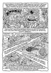 FLUMP Vol.3 Preview - The Imperfect Prophet Pg.2 by FLUMPCOMIX