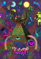 FLUMP VOL.5 by FLUMPCOMIX