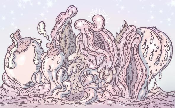 The Plaines of Creamy Dreamies and Femur Beamies 2 by Cosmic-Brainfart