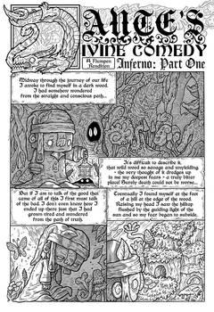 FLUMP Vol.6 Dante's Divine Comedy - Inferno Part 1