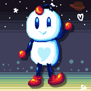 Spacey Boi! by souptaels