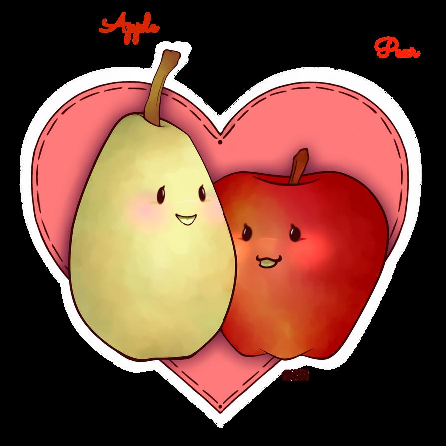 Apple Of My Eye by jessieiii