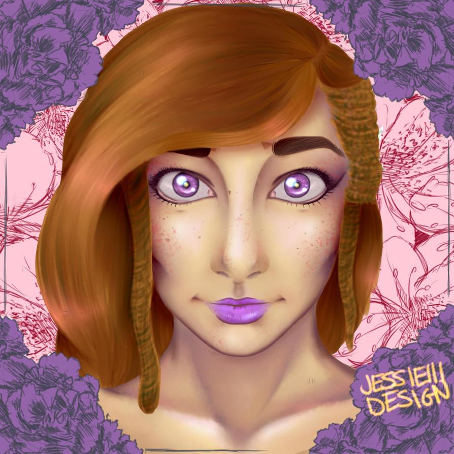 Flower Girl by jessieiii
